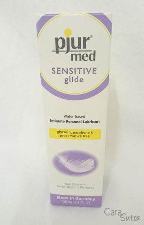 Pjur Med Sensitive Glide Water Based Lube review