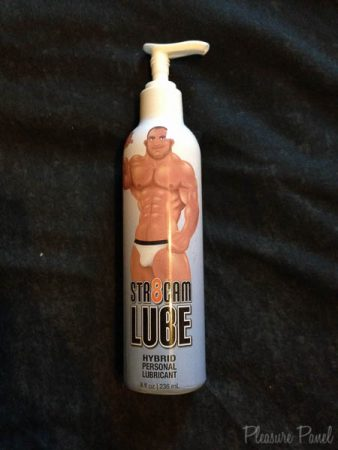 STR8cam Spunk Lube Review