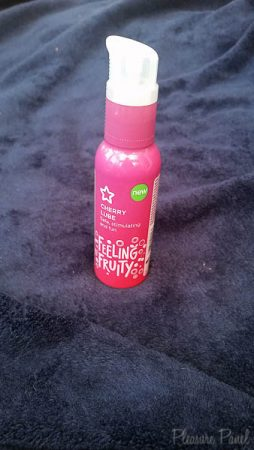 Superdrug Cherry Lube by Pasante Cara Sutra Pleasure Panel Review