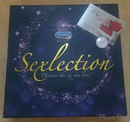 Durex Sexlection Box Pleasure Panel Cara Sutra Review-1