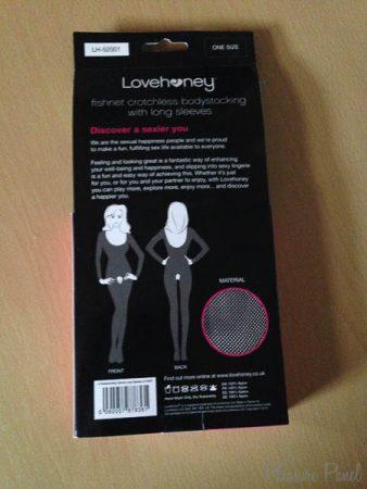 Lovehoney Bodystocking Mel Macfarlane Voluptasse Cara Sutra Pleasure Panel Review
