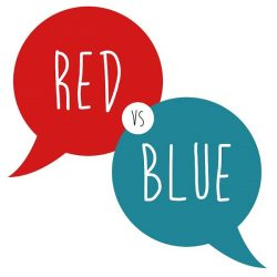 Red Vs Blue Hella Rude sex toy reviews at Cara Sutra