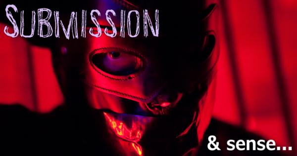 submission and sense BDSM fetish friday article zak jane keir