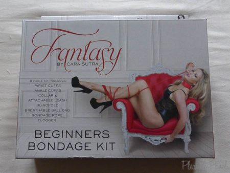 Fantasy by Cara Sutra Beginner's Bondage Kit Pleasure Panel Review EDN-1
