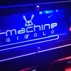 F-Machine Gigolo Sex Machine review by Cara Sutra