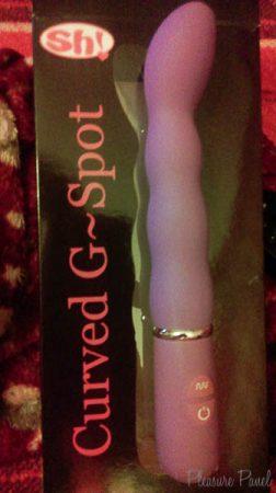 Sh! Womenstore Curved G-Spot Vibrator Reviews