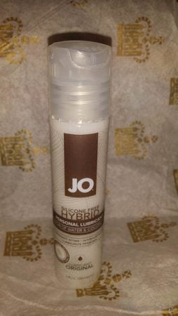 System JO Coconut Oil Hybrid Lube Review
