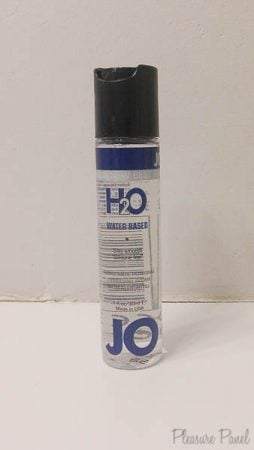 System JO H2O Water Based Lube Review
