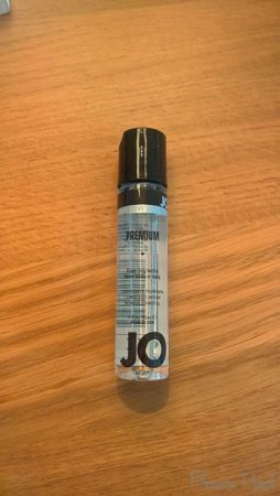System JO Premium Silicone Lube Cara Sutra Pleasure Panel Review-2