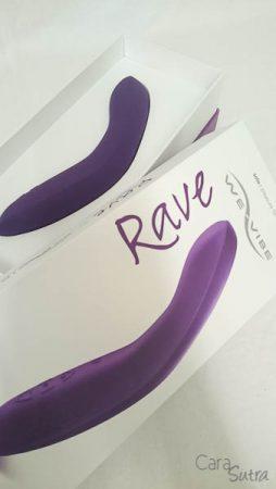 We-Vibe Rave Vibrator Review