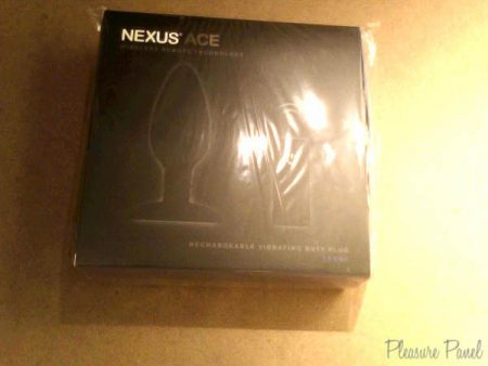 Nexus Ace Large Remote Control Butt Plug Review Pleasure Panel-1