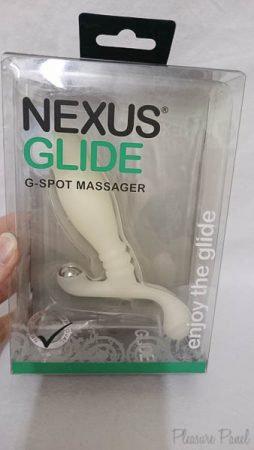Nexus Glide Prostate Massager March 2016 Pleasure Panel Review