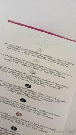 Adrien Lastic Ocean Storm Vibrating Love Egg March 2016 Pleasure Panel Review