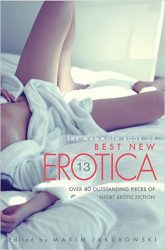The Mammoth Book Of Best New Erotica 13 by Maxim Jakubowski Review