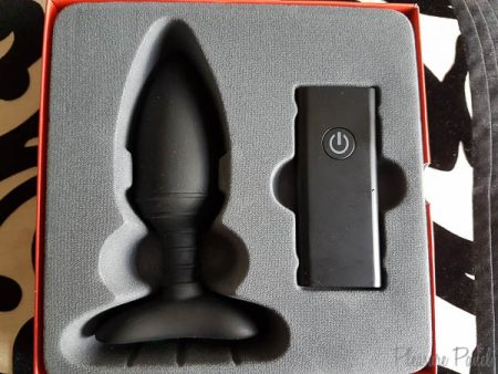Nexus Ace Medium Remote Control Butt Plug Review Cara Sutra Pleasure Panel-3