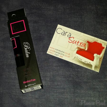 Sensuva ON Natural Arousal Balm For Her Review
