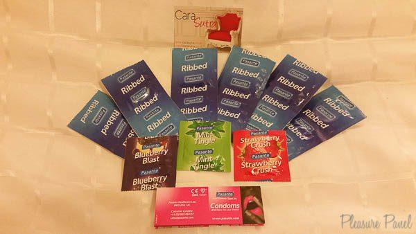 Pasante Ribbed Condoms Review Pasante Flavoured Condoms Review Pleasure Panel Cara Sutra-3