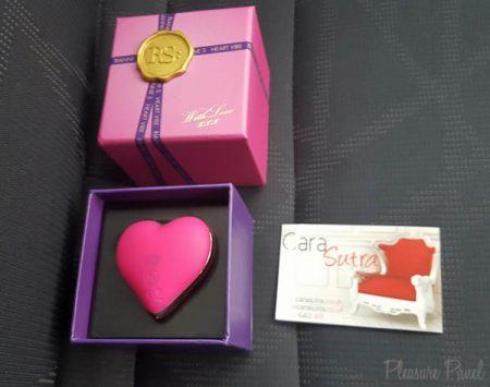 RIANNE-S Heart Vibrator Pleasure Panel Review Cara Sutra-1