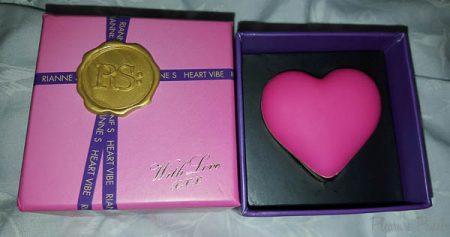 RIANNE-S Heart Vibrator Pleasure Panel Review Cara Sutra-2
