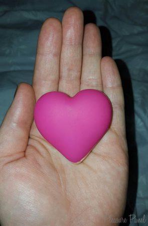RIANNE-S Heart Vibrator Pleasure Panel Review Cara Sutra-3