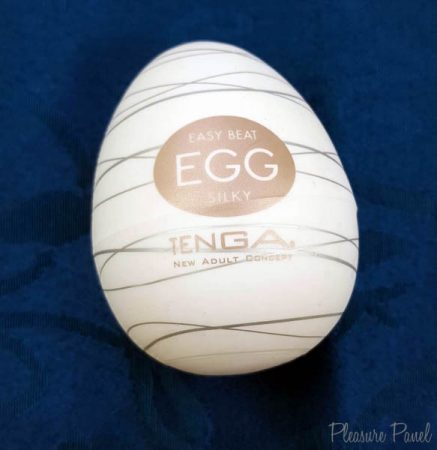 TENGA Egg Silky Review