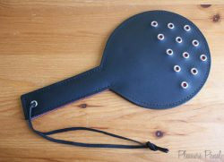 Kiotos Love Me Tender Spanking Paddle Cara Sutra Pleasure Panel Review