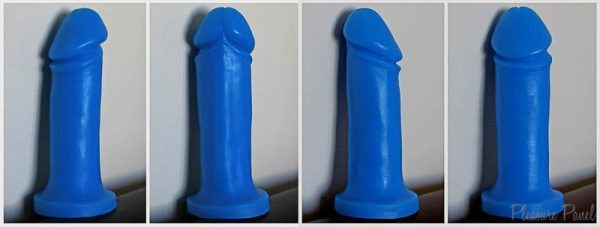 GODEMICHE Blue UV Adam Dildo Review Cara Sutra Pleasure Panel-6