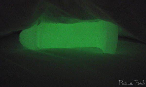 GODEMICHE Glow In The Dark Adam Dildo Review Cara Sutra Pleasure Panel-9