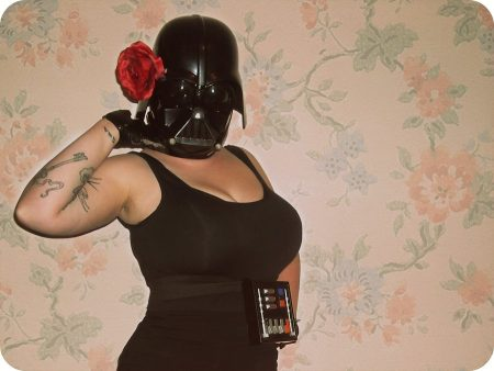 How do you get your partner to dominate you darth vader outfit