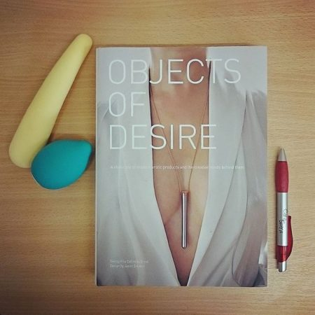 Objects of Desire Book Review April 2016-Instagram-CS