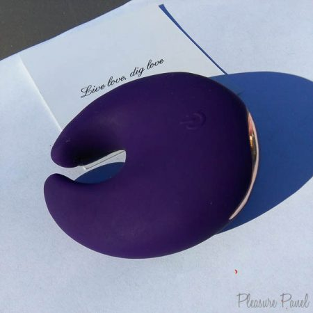 RIANNE-S Moon Vibrator in Deep Purple Review Cara Sutra Pleasure Panel-1