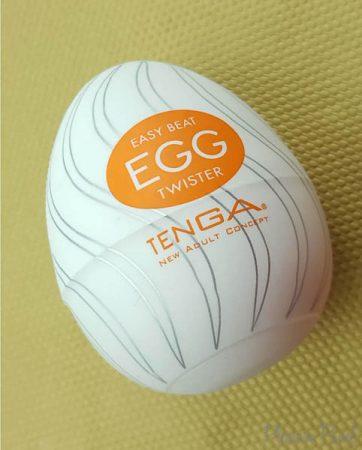 TENGA Egg TwisterReview