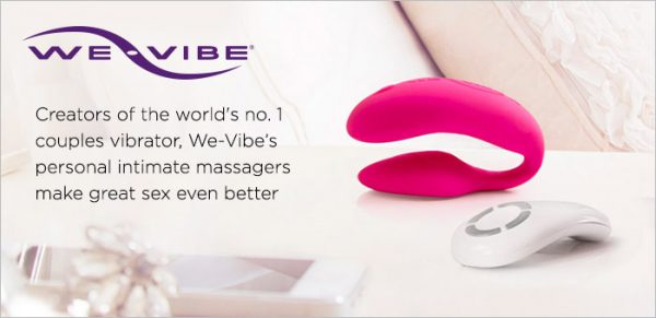 We Vibe Vibrators at Lovehoney
