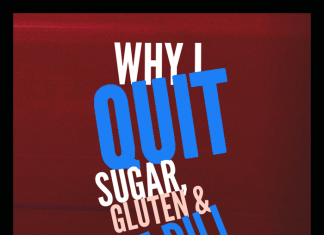 why I quit sugar went gluten free diet and stopped the pill