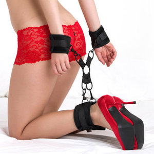 Bondage play for couples