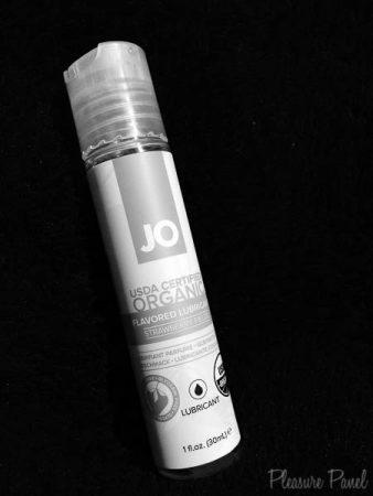 New Formula System JO Organic Lube & Organic Strawberry Lube Review
