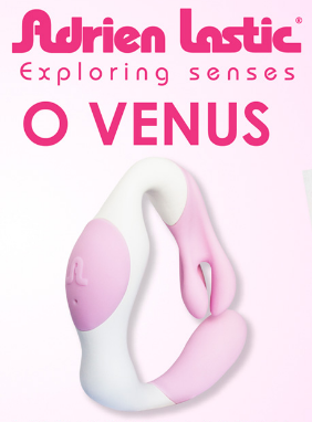 Adrien Lastic O Venus Vibrator Review - official img