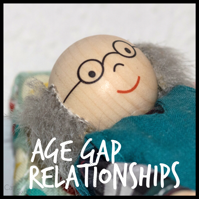 How many relationships have a big age gap