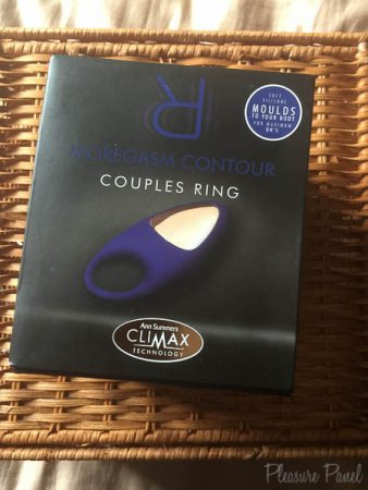 Ann Summers Moregasm Contour Couples Ring Review Pleasure Panel-1