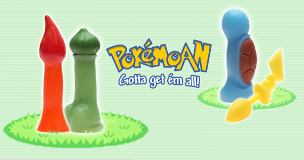 Pokemon Sex Toys Pokemon GO 2016 Hottest Craze Slide 760