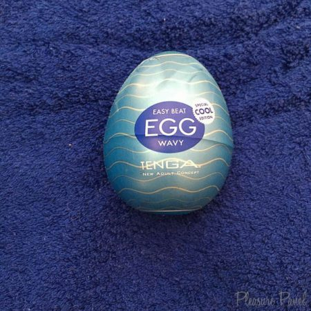 TENGA Egg Wavy Cool Masturbator Review