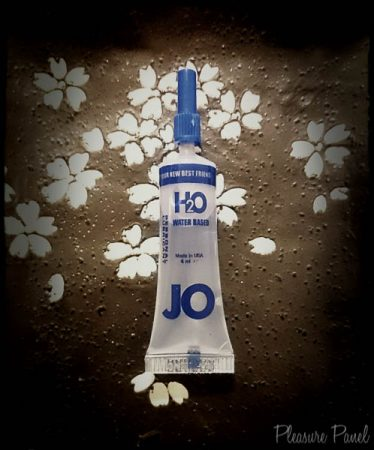 System JO H2O Water Based Lube Review Pleasure Panel-3