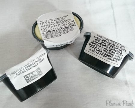 The Butters All Natural Lube Review