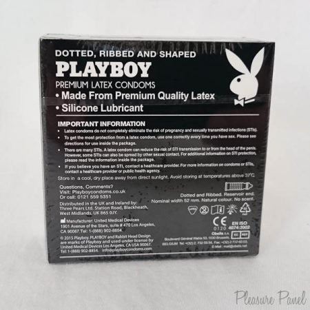 Playboy Classic Condoms Review