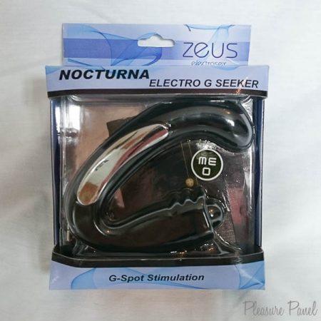 Zeus Electrosex Nocturna Electro G Spot Vibrator Review
