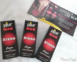 Pjur Xtend Cream Review