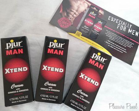 Pjur Man Xtend Cream Reviews