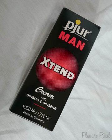 Pjur Xtend Stimulating Cream Review