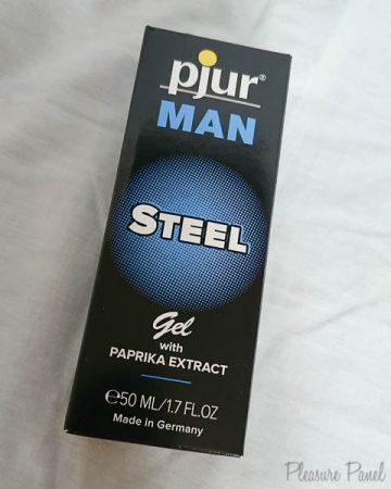 Pjur Steel Enhancement Gel Review