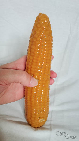 Corn on the cob dildo